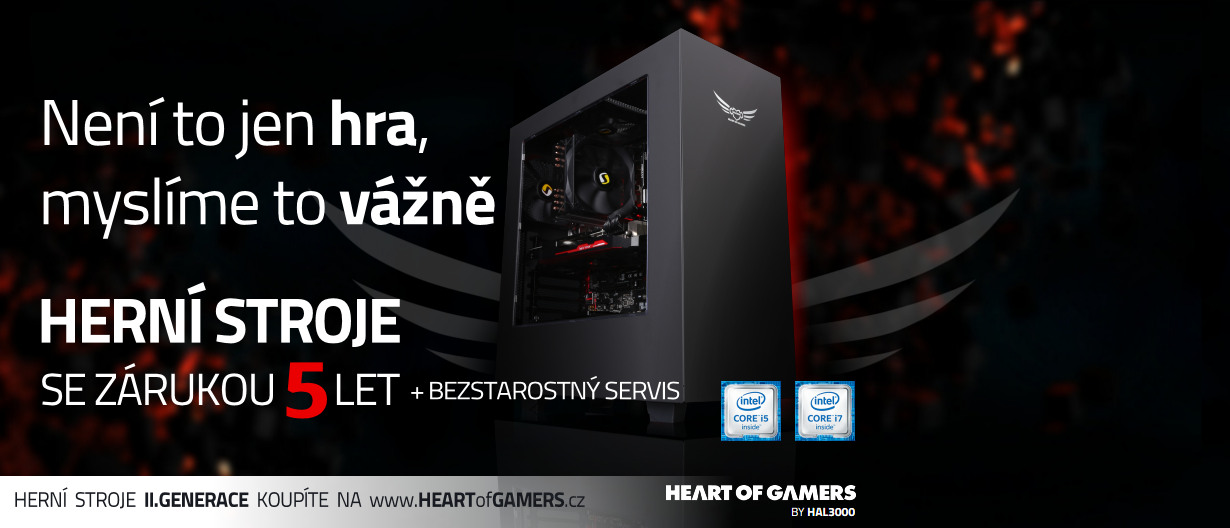 heart of gamers