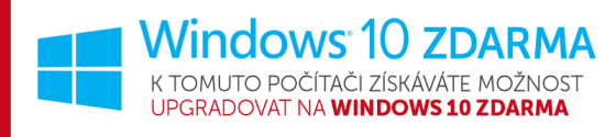 Windows 10 zdarma